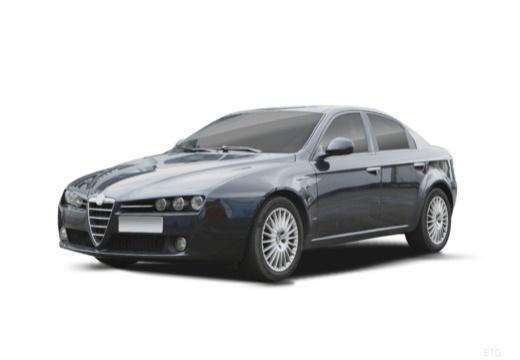 fiche catalogue de la voiture alfa romeo 159 trouver mon auto. Black Bedroom Furniture Sets. Home Design Ideas