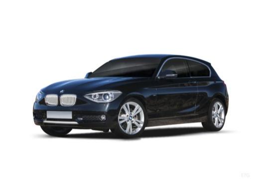 Photo de la BMW SERIE 1 F21