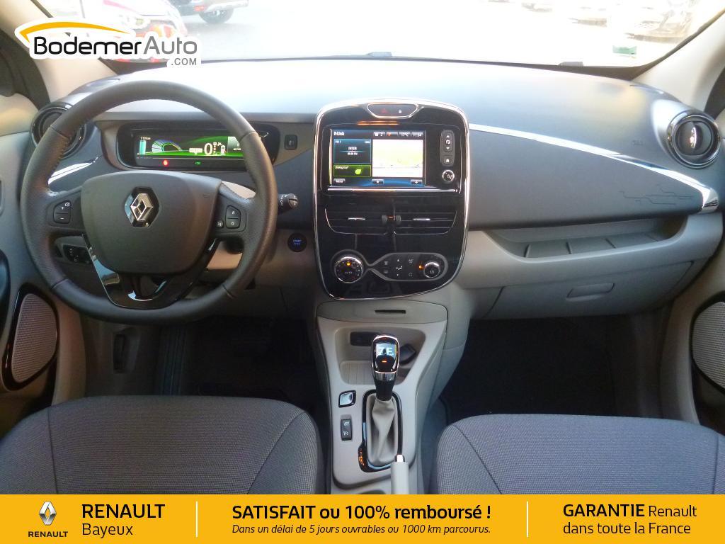 Renault Zoe Intens type 2