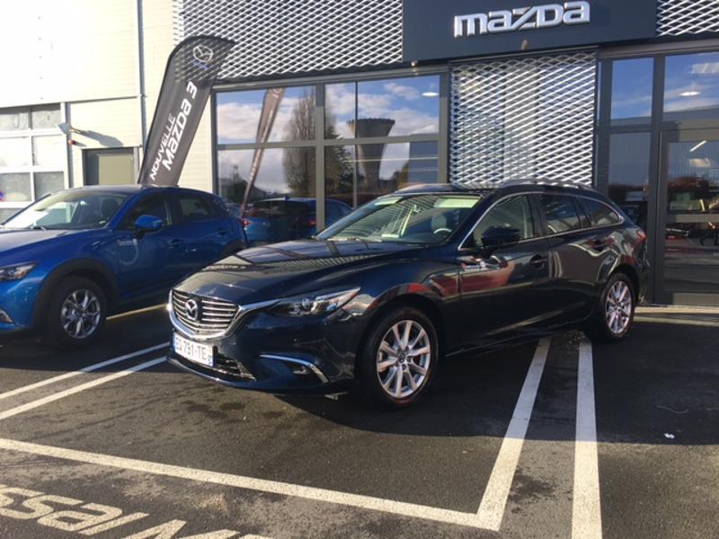Mazda 6 FW 2.0 SKYACTIV-G 165 Dynamique