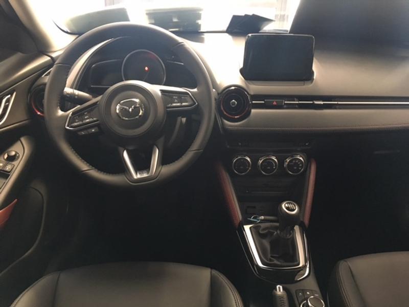 Mazda CX-3 2.0 SKYACTIV-G 120 Signature