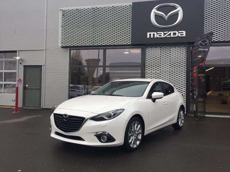 Mazda 3 2.0 SKYACTIV-G 120 Sélection