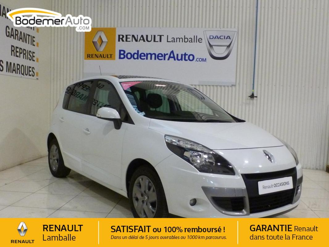 Renault Scénic III dCi 110 FAP eco2 Expression Euro 5 EDC 2011