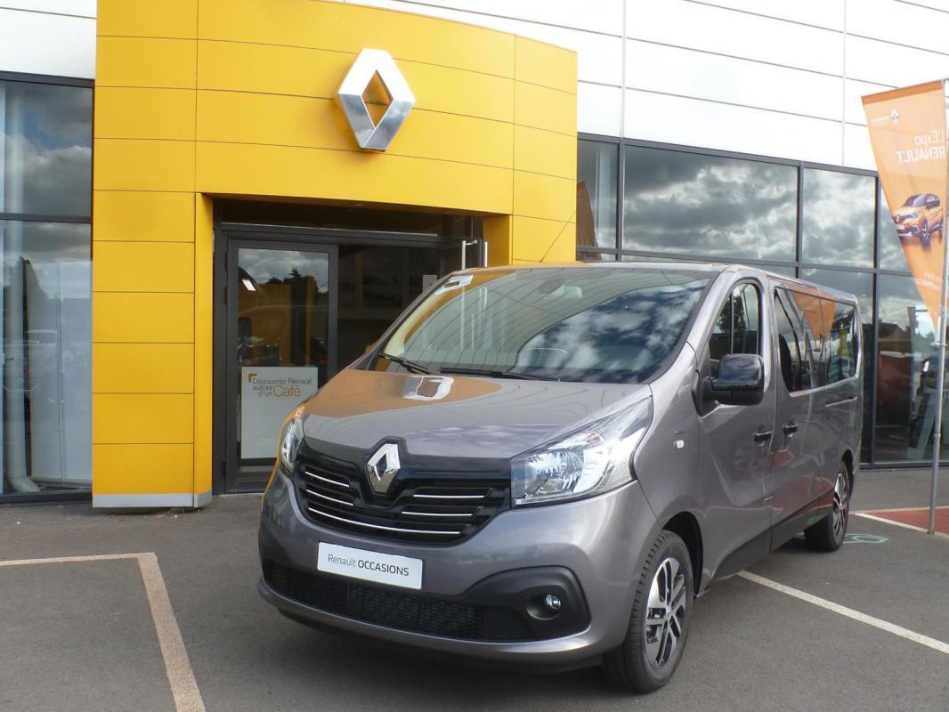 Renault Trafic NAVETTE L2 dCi 145 Energy Signature