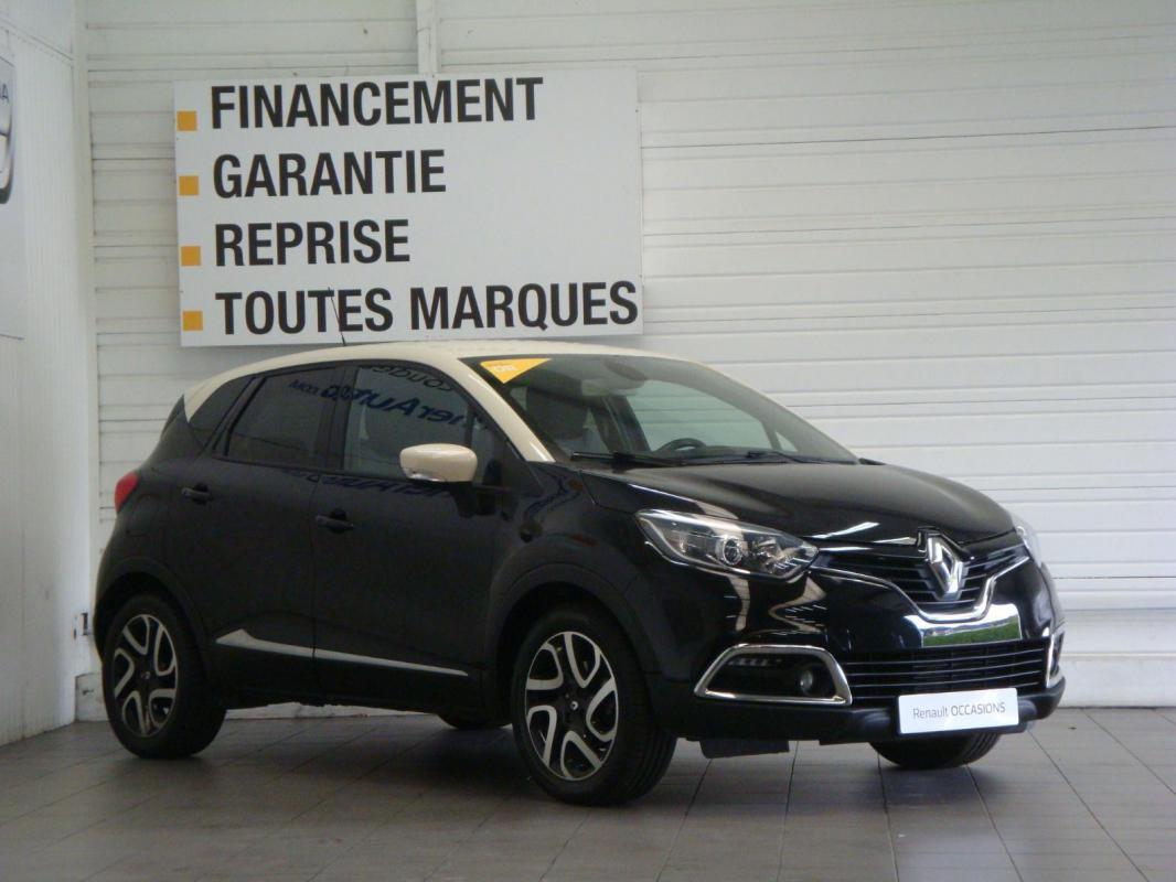 Renault Captur dCi 90 Energy S&S ecoé Intens