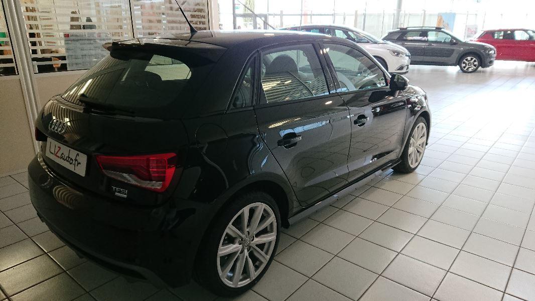 Audi A1 sportback 1.0 TFSI 95 ULTRA S tronic AMBITION SUREQUIPÉE