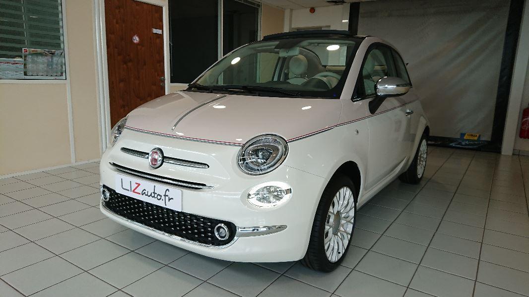 Fiat 500C 1.2 8V 500-60TH