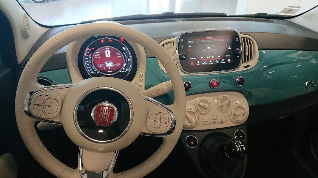 Fiat 500C 1.2 8V ANNIVERSARIO