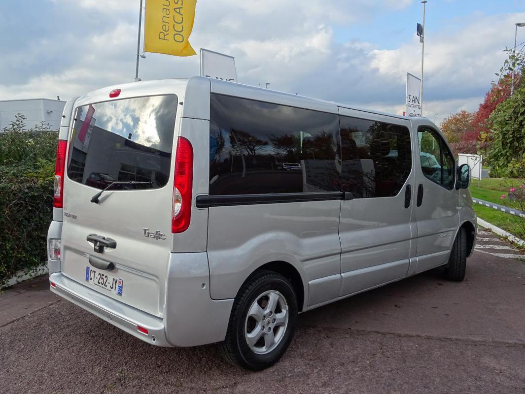 Renault Trafic PASSENGER L2H1 1200 kg - 2.0 dCi 115 FAP Executive Euro 5