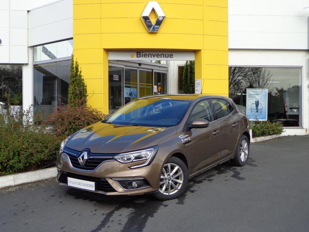 Renault Mégane Berline Zen Energy dCi 110