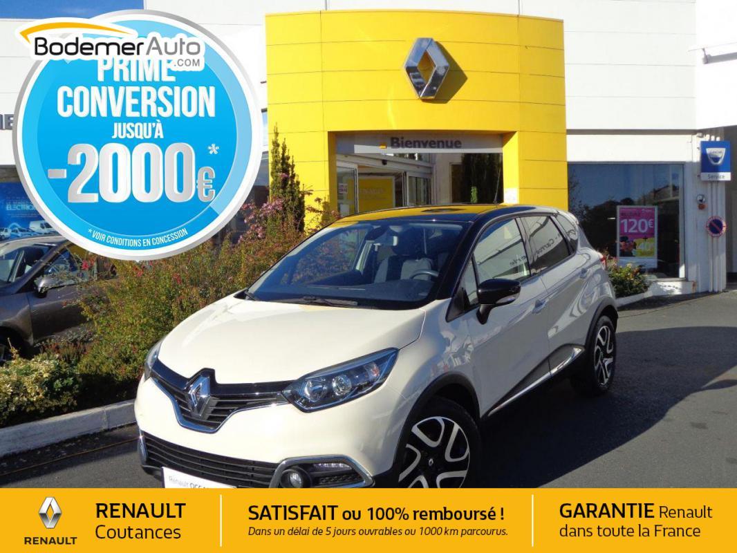 Renault Captur dCi 90 Energy ecoé E6 Intens