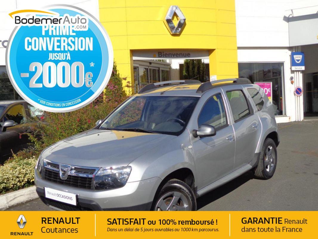 Dacia Duster 1.5 dCi 110 4x2 Prestige2