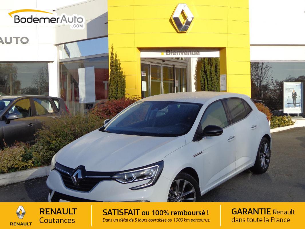 Renault Mégane IV BERLINE TCe 100 Energy Limited