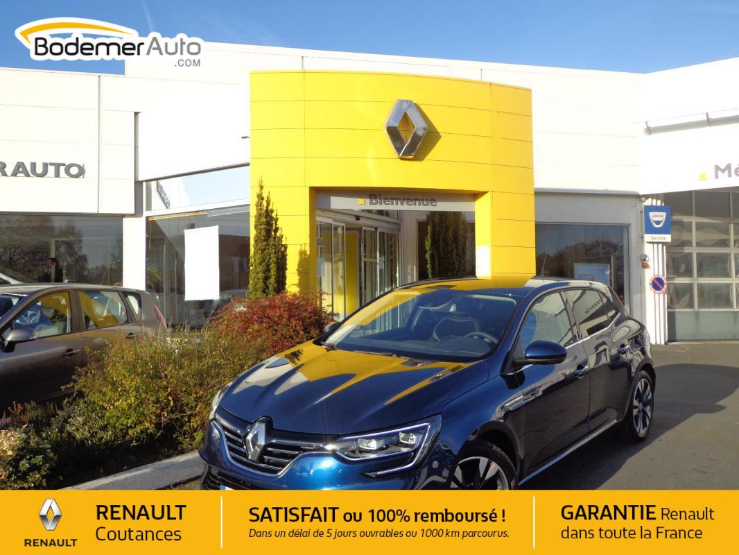 Renault Mégane IV BERLINE TCe 140 Energy EDC Intens