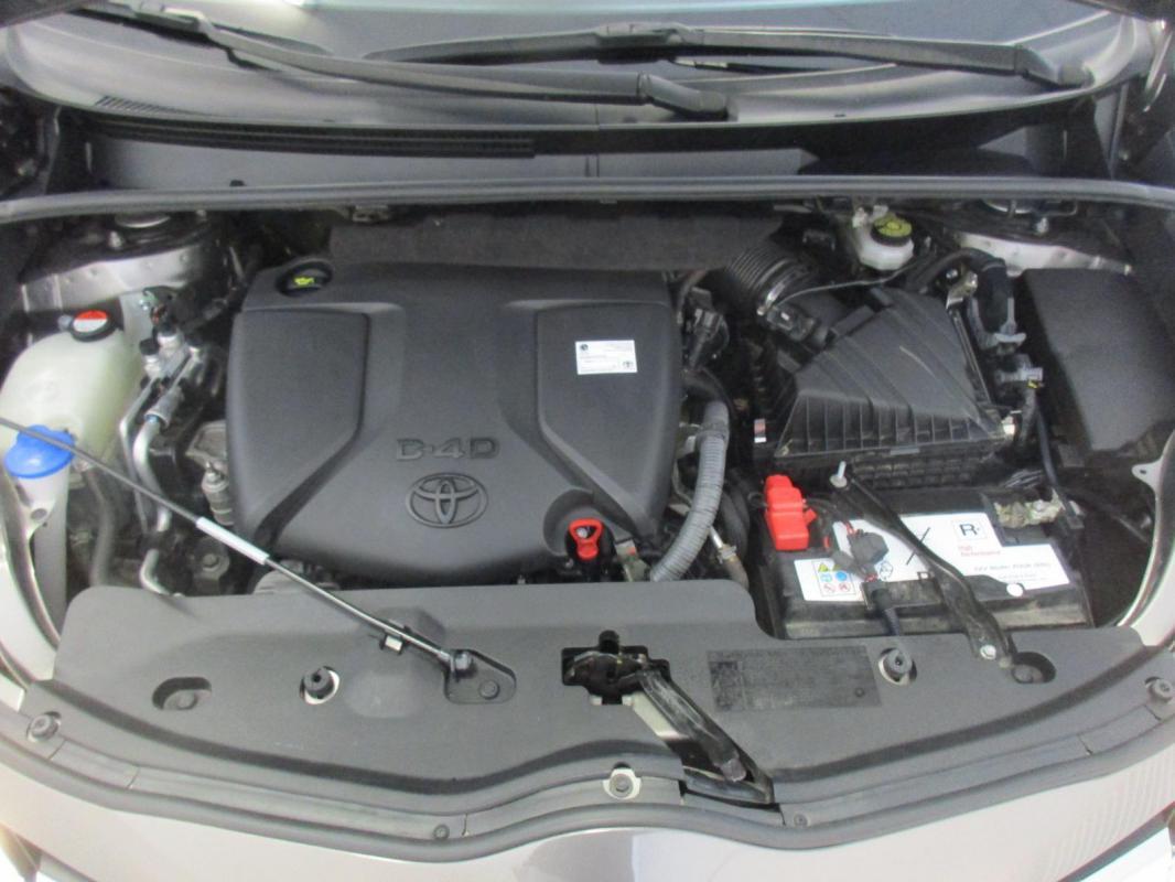 Toyota Verso 2016 112 D-4D FAP Design