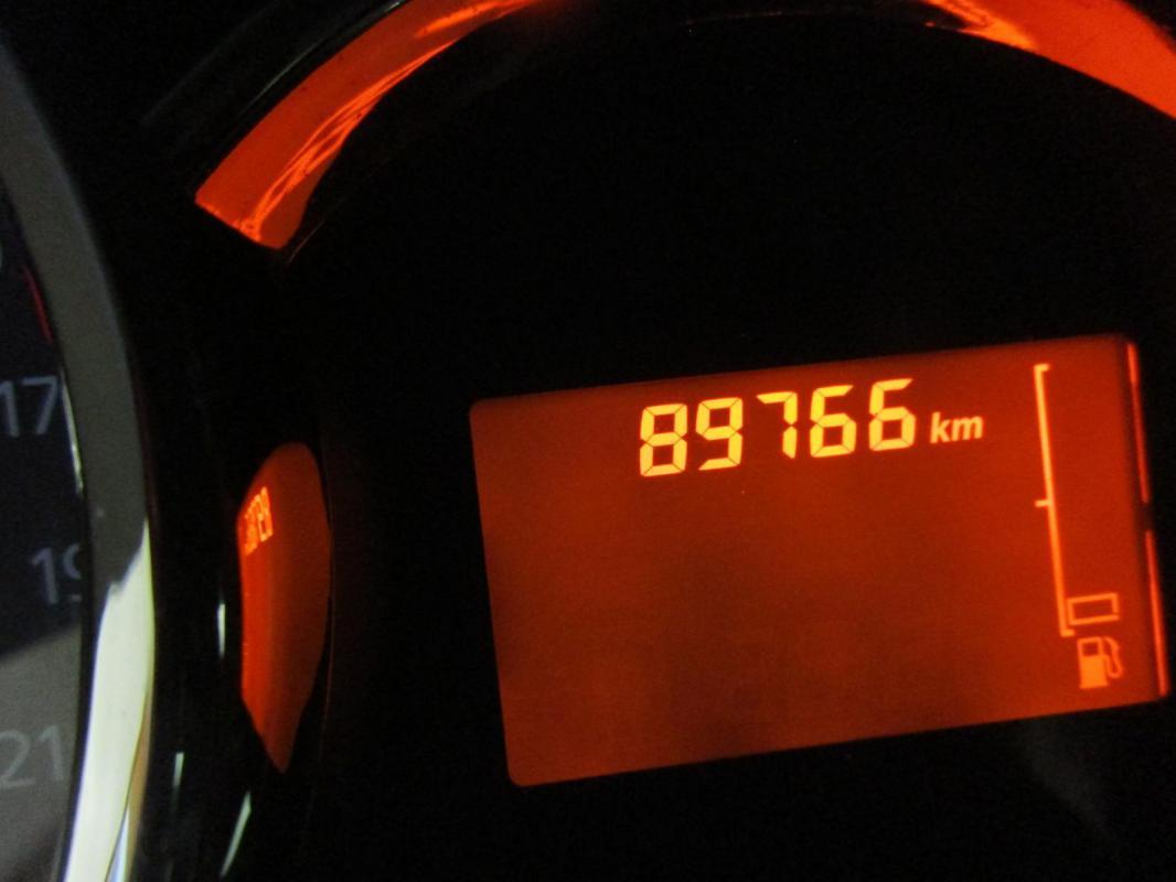Dacia Lodgy 1.5 dCI 110 FAP 5 places Prestige