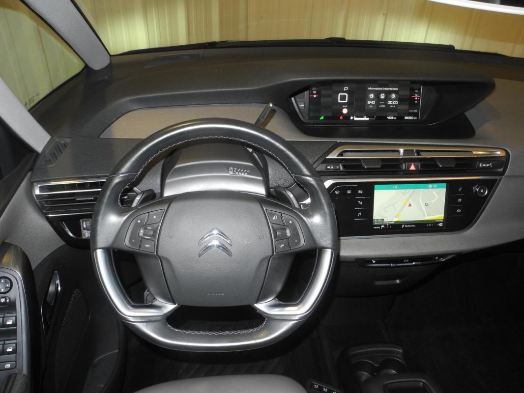 Citroën C4 Picasso PureTech 130 S&S EAT6 Shine