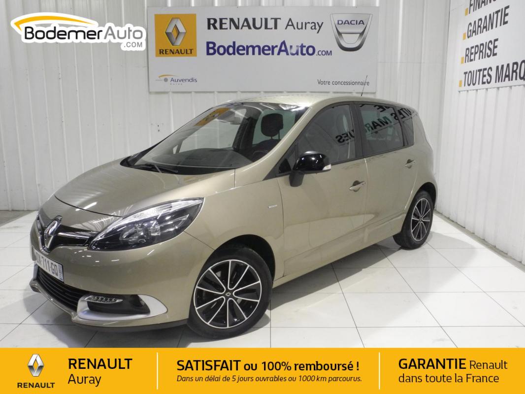 Renault Scénic III dCi 110 Energy eco2 Limited