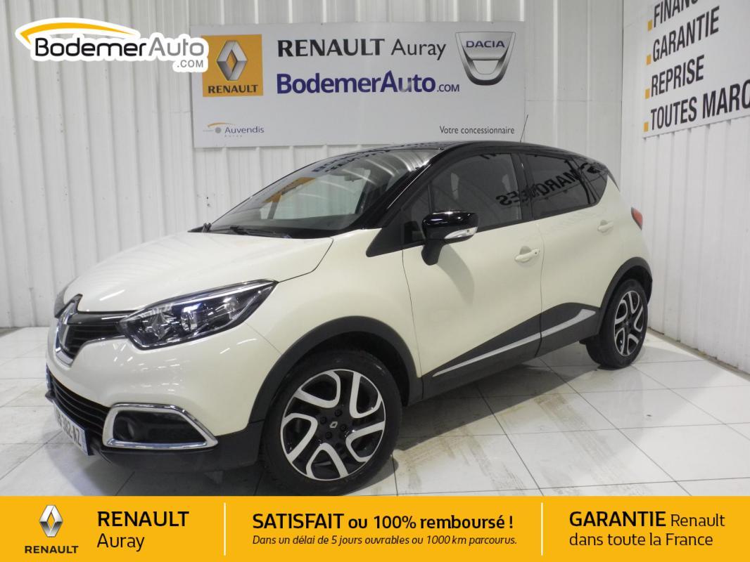 Renault Captur dCi 110 Energy Intens