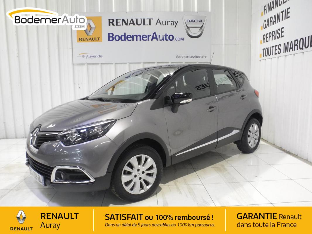 Renault Captur dCi 90 Energy ecoé Zen
