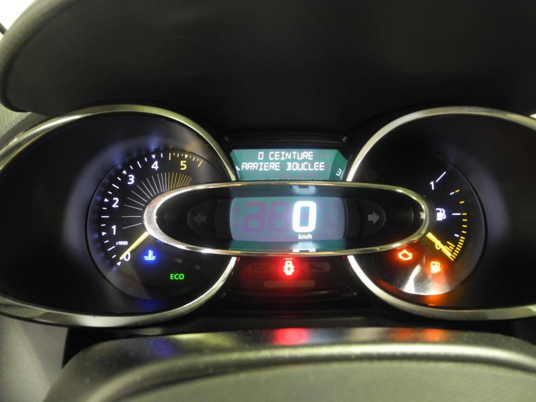 Renault Clio IV ESTATE dCi 75 eco2 90g Zen