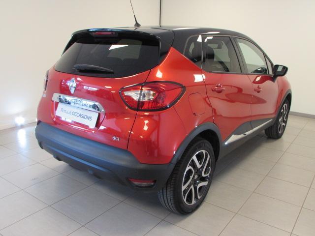 Renault Captur dCi 90 Energy ecoé Intens