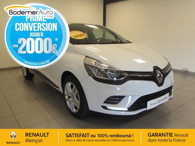 Renault Clio IV 1.2 16V 75 Zen