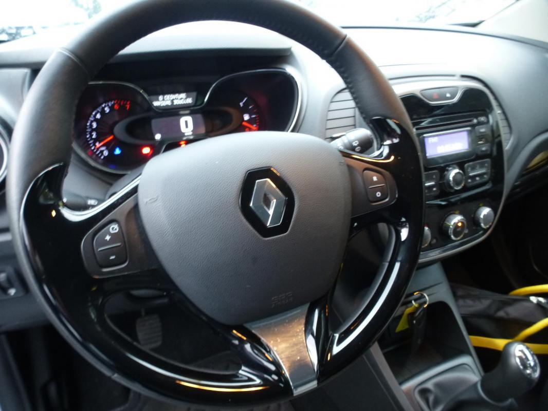 Renault Captur TCe 90 Energy E6 Zen