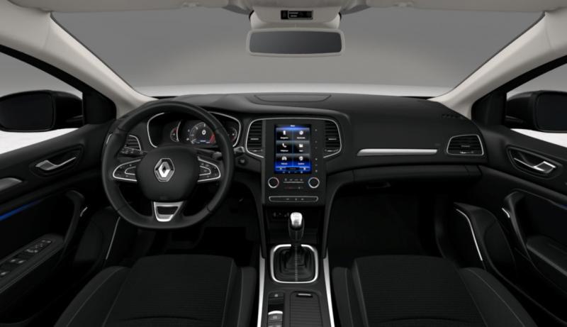 Renault Mégane Berline Intens Energy dCi 130