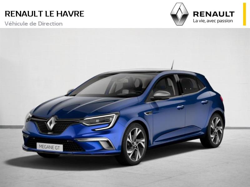 Renault Mégane Berline GT Energy dCi 165 EDC