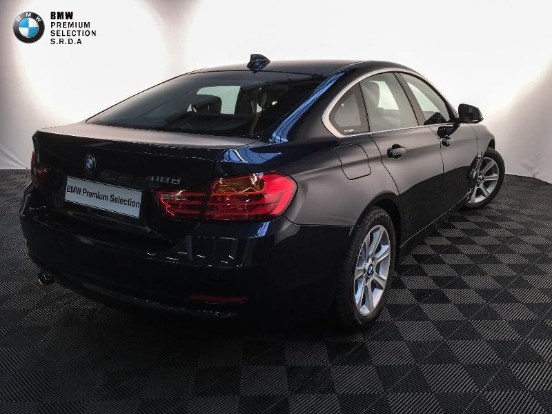 BMW Série 4 Gran Coupe 418d 150ch Lounge