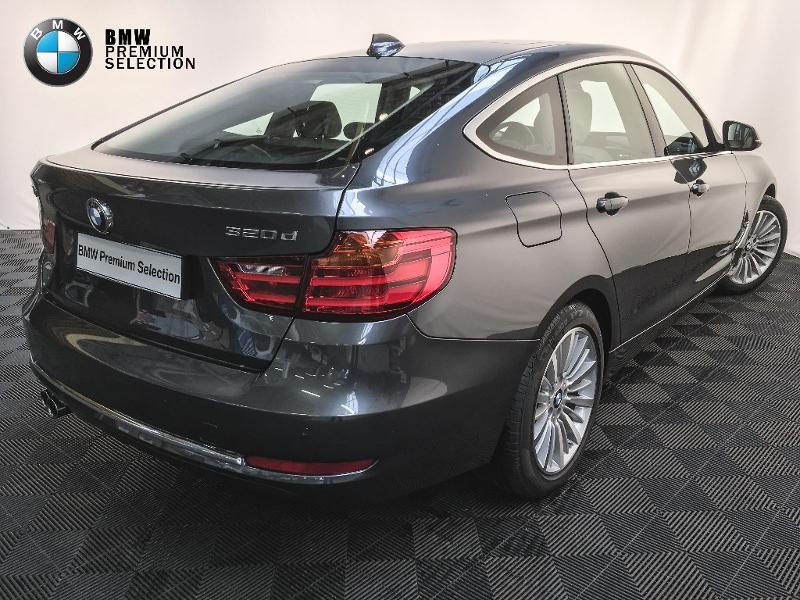 BMW Série 3 Gran Turismo 320dA 190ch Luxury