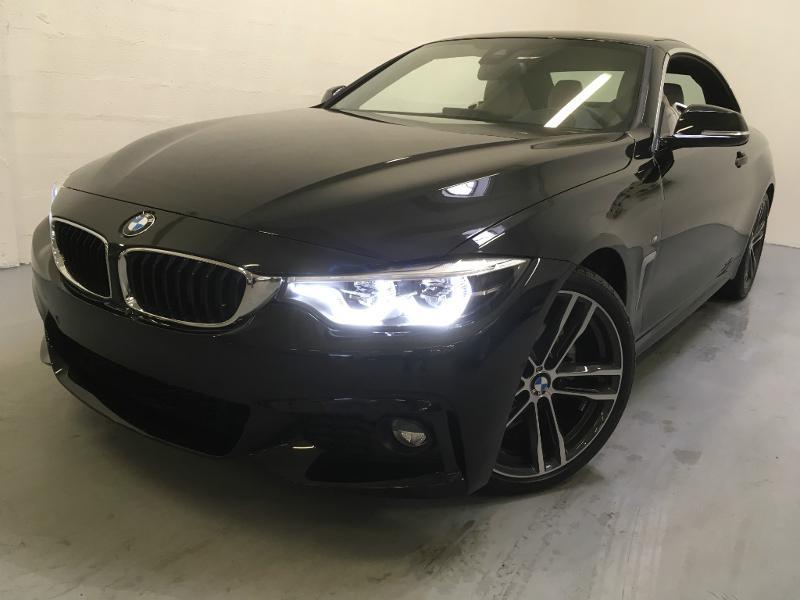 BMW 420d 190 ch Cabriolet M Sport