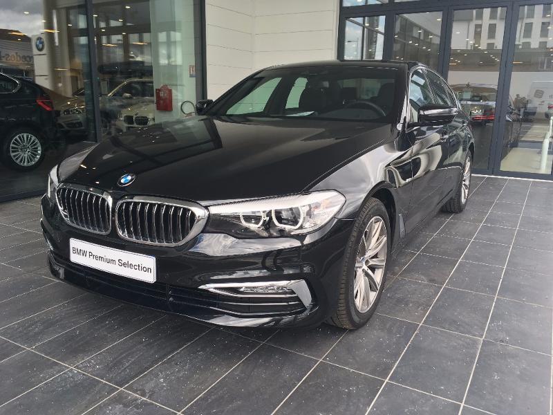 BMW Série 5 520dA xDrive 190ch Luxury