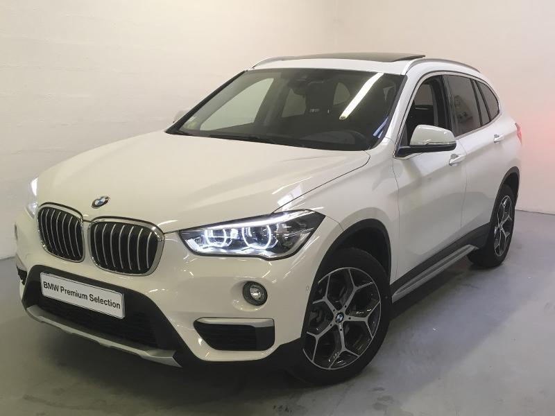 BMW X1 sDrive 18d 150ch