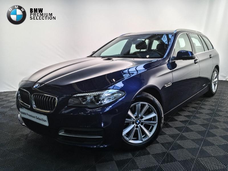 BMW Série 5 Touring 518d 150ch Lounge Plus