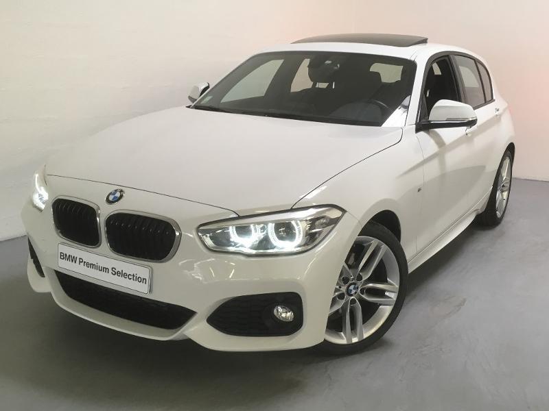 BMW Série 1 120d 190ch M Sport 5p