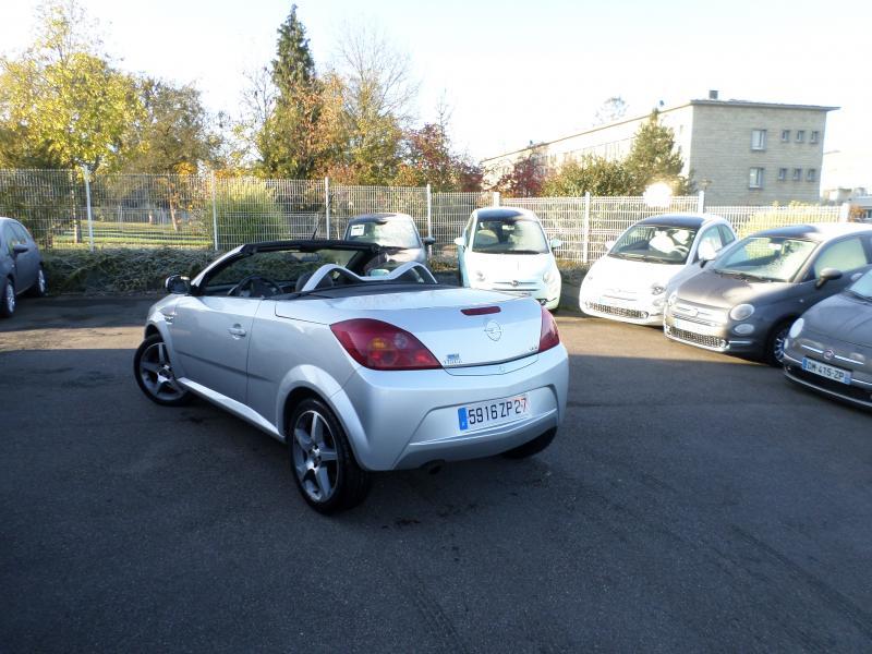 Opel Tigra TWINTOP 1.3 CDTI 70 REDTOP