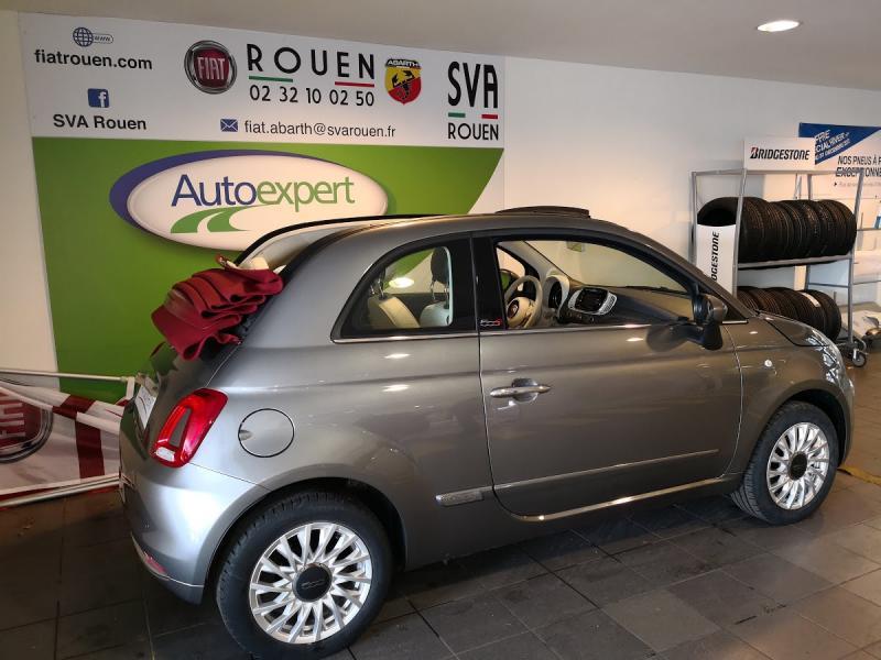 Fiat 500C 1.2 69 CH LOUNGE
