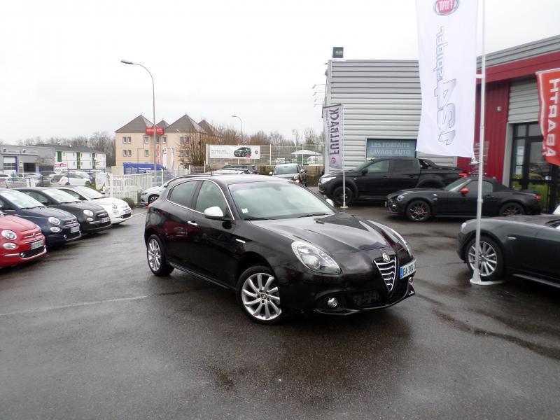 Alfa Romeo Giulietta 2 1.4 TB MULTIAIR 170 S/S EXCLUSIVE