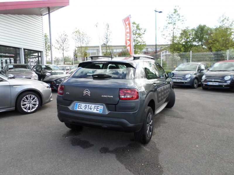 Citroën C4 Cactus 1.6 BLUEHDI 100 S/S SHINE