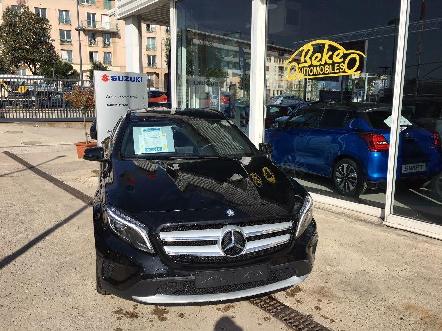 Mercedes Classe GLA 220 d Inspiration 7-G DCT A